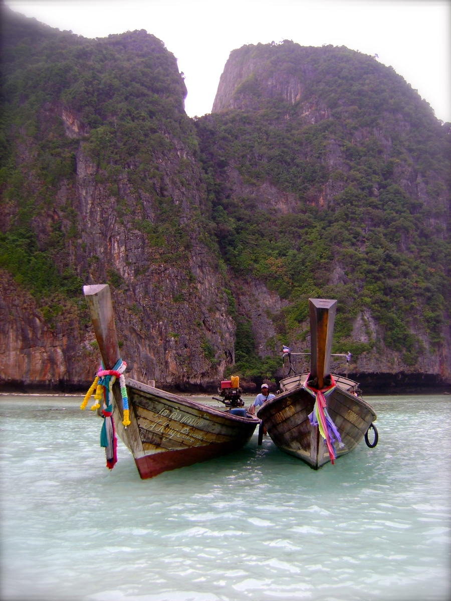 Winter Escapes: Koh Phi Phi, Thailand